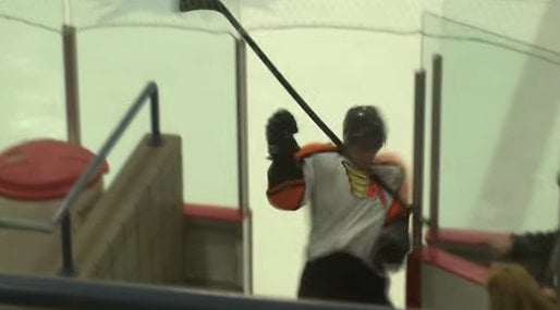 Fail,  Alpena Flyers, Hockey, Talang,  Mitchell Skilba