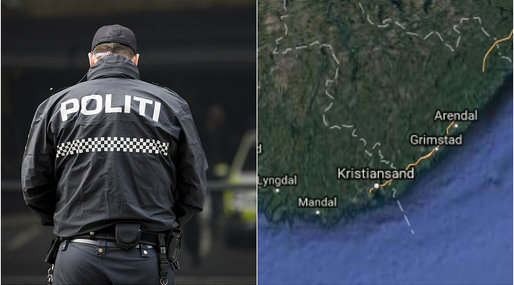 Kristiansand, Norge, mord