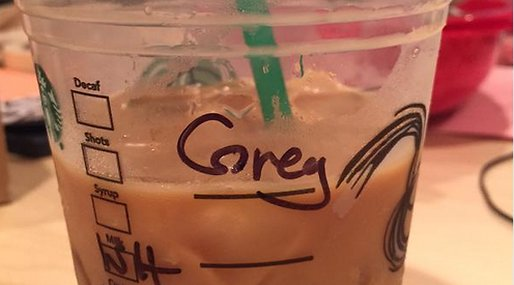 Starbucks,  Greg, Mysterium, #thedress,  Corey